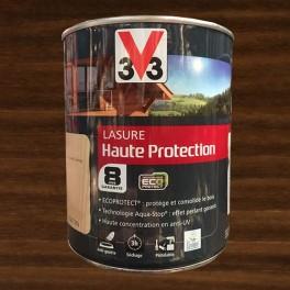V33 Lasure Haute protection 8ans Ecoprotect Chêne moyen