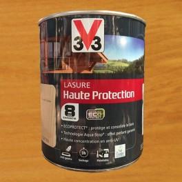 V33 Lasure Haute protection 8ans Ecoprotect Chêne naturel
