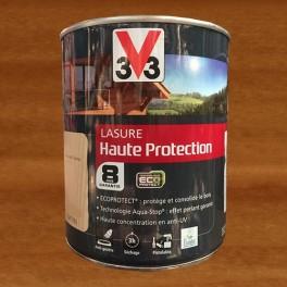V33 Lasure Haute protection 8ans Ecoprotect Chêne doré