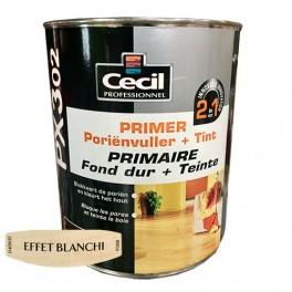CECIL PX302 Primaire Fond dur + Teinte Effet Blanchi