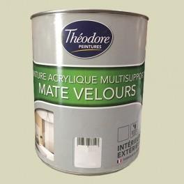 Théodore Peintures Acrylique Multisupports Mate Velours Sable