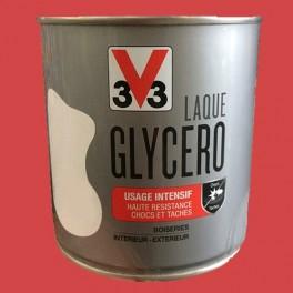 V33 Laque Glycéro Satin Piment n°47