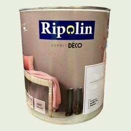 RIPOLIN PeintureEsprit Déco Coton Mat