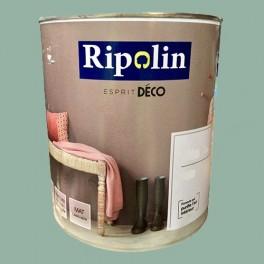 RIPOLIN PeintureEsprit Déco Vert d'eau Mat