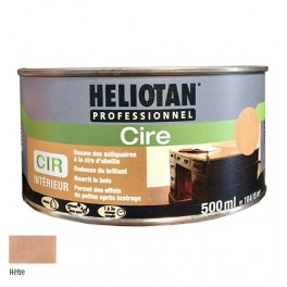 HÉLIOTAN Cire CIR Hêtre