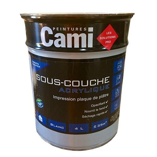 CAMI Sous-couche Acrylique