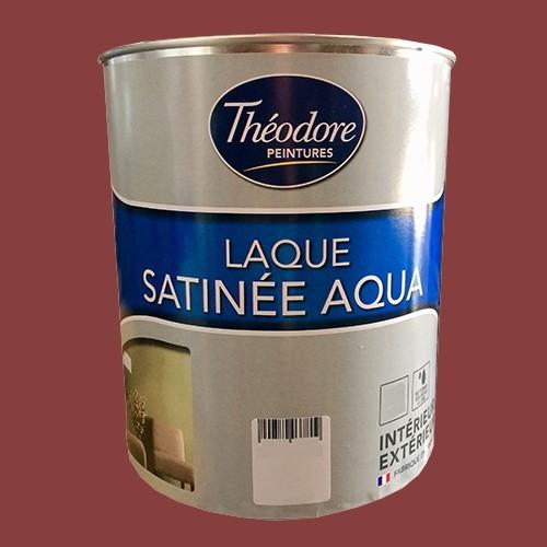 Théodore Laque Satinée Aqua Sangria