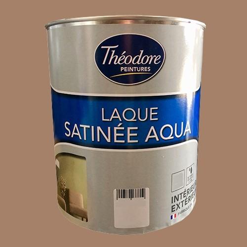 Théodore Laque Satinée Aqua Fauve