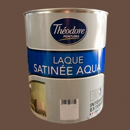 Théodore Laque Satinée Aqua Chocolat