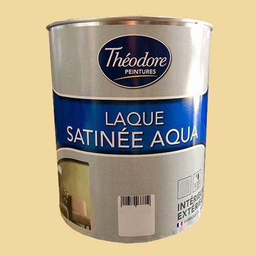Théodore Laque Satinée Aqua Paille