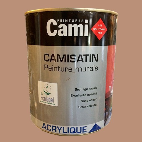 CAMI Peinture Acrylique CAMISATIN Cannelle