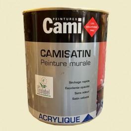 ... CAMI Peinture Acrylique CAMISATIN Vert Amande