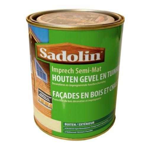 lasure sadolin woodlover impregnant semi mat incolore. Black Bedroom Furniture Sets. Home Design Ideas