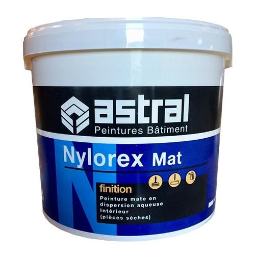 ASTRAL Peintures Bâtiment Nylorex Mat 15L