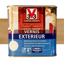 V33 Vernis Extérieur Chêne moyen Satin