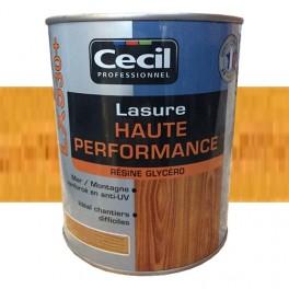 CECIL LX530+ Lasure Haute Performance Chêne doré