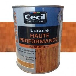 CECIL LX530+ Lasure Haute Performance Teck