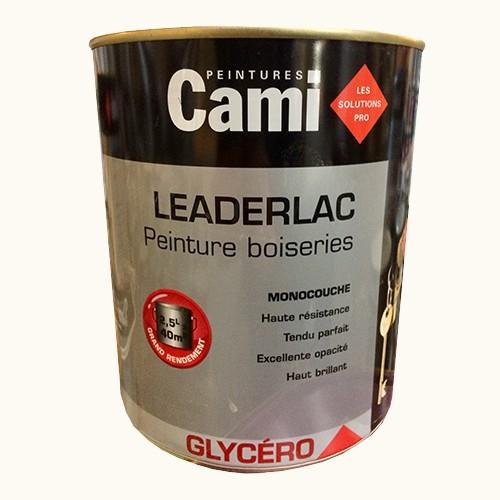 CAMI Peinture Glycéro LEADERLAC Blanc cassé