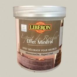 LIBÉRON Esprit de Roche Effet Minéral Gris perle
