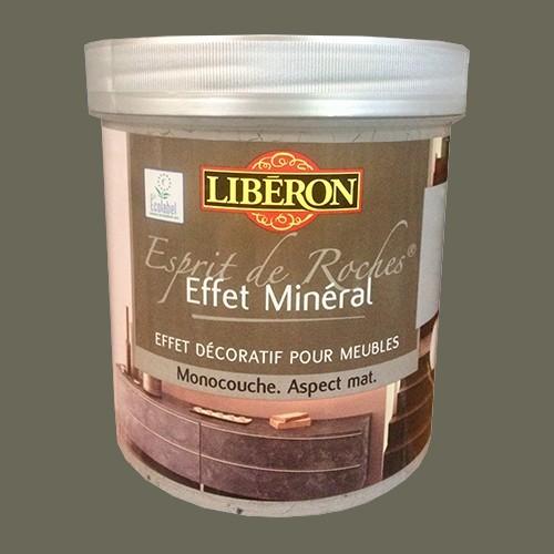 LIBÉRON Esprit de Roche Effet Minéral Gris ardoise