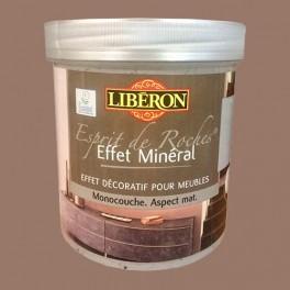 LIBÉRON Esprit de Roche Effet Minéral Lave cendrée