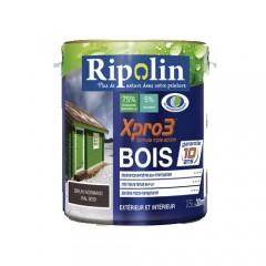 Achat vente peinture ripolin xpro3 bois 0 5l 2 5l pas - Peinture pour bois exterieur pas cher ...