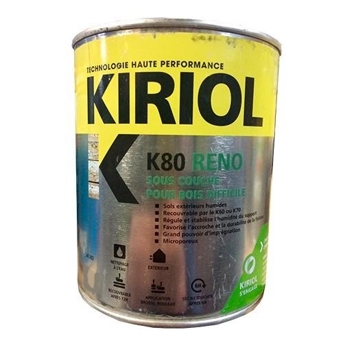 kiriol k80 reno sous couche pour bois difficiles pas cher en ligne. Black Bedroom Furniture Sets. Home Design Ideas