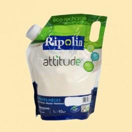 RIPOLIN Peinture Attitude Satin 1L Perle