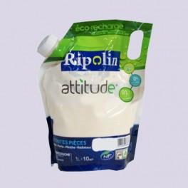 RIPOLIN Peinture Attitude Satin 1L Lilas