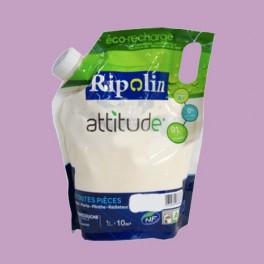 RIPOLIN Peinture Attitude Satin 1L Orchidée