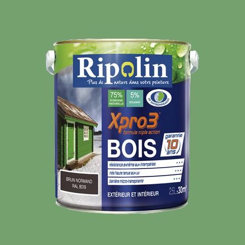 ripolin xpro3 bois vert olivier pas cher en ligne. Black Bedroom Furniture Sets. Home Design Ideas