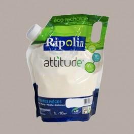 RIPOLIN Peinture Attitude Satin 1L Ecorce