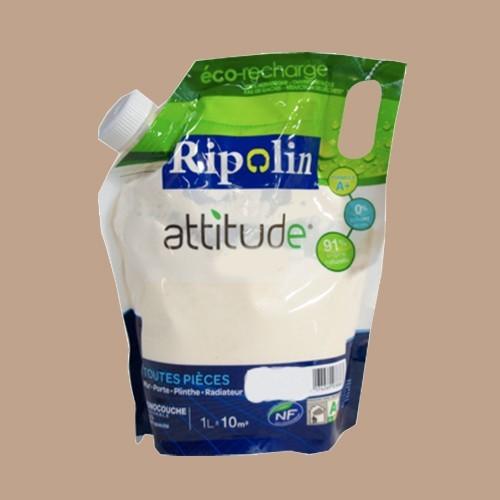 RIPOLIN Peinture Attitude Satin 1L Liège
