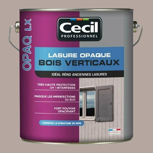 CECIL OPAQ LX Lasure opaque Granit