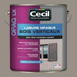 CECIL OPAQ LX Lasure opaque Titane