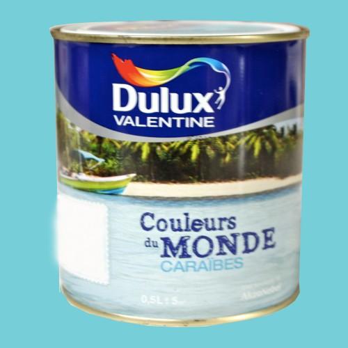 Dulux valentine couleurs du monde cara bes moyen pas cher for Dulux valentine couleur du monde