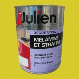 Peinture acrylique Mélaminé et Stratifié Julien Anis 0,75L Brillant