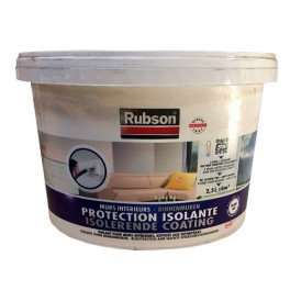 RUBSON Protection Isolante 2,5L Blanc