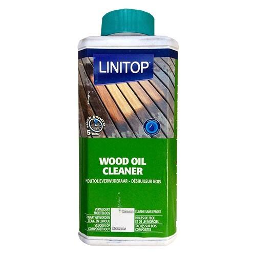 Déshuileur Bois LINITOP Wood Oil Cleaner