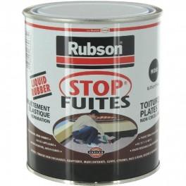 RUBSON Stop Fuites Liquid Rubber Noir