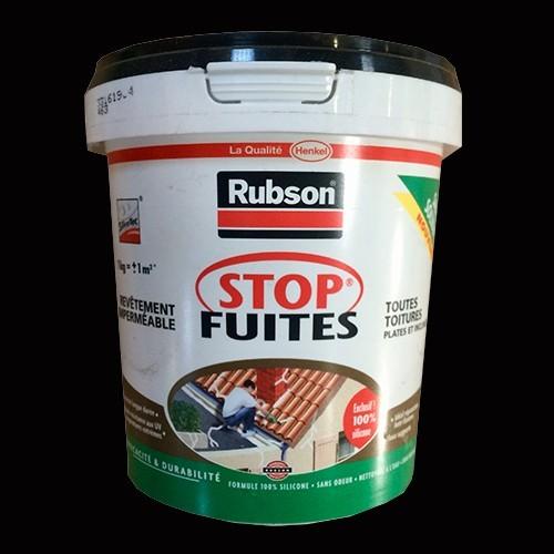 RUBSON Stop Fuites Toutes Toitures Noire