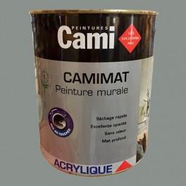 CAMI Peinture Acrylique CAMIMAT Anthracite