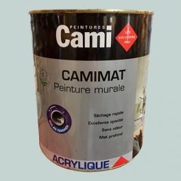 CAMI Peinture Acrylique CAMIMAT Gris perle