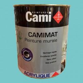 CAMI Peinture Acrylique CAMIMAT Turquoise