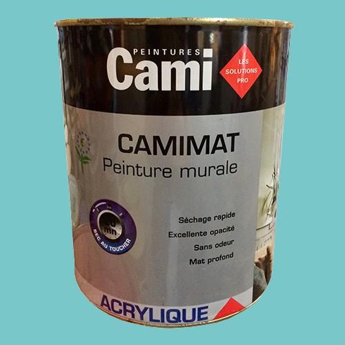 Cami Peinture Acrylique Camimat Turquoise Pas Cher En Ligne