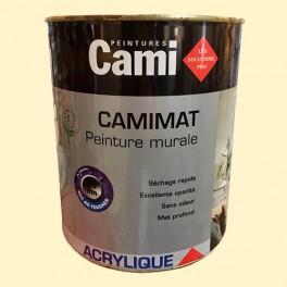 CAMI Peinture Acrylique CAMIMAT Blanc cassé