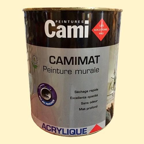 Cami Peinture Acrylique Camimat Blanc Cassé Pas Cher En Ligne