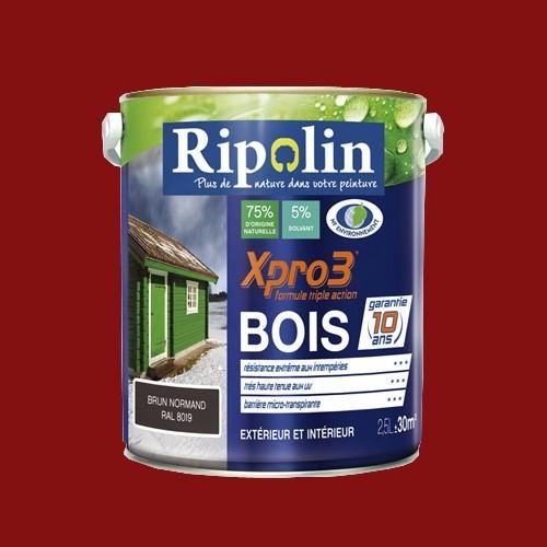 Ripolin Xpro Bois Rouge Basque Pas Cher En Ligne