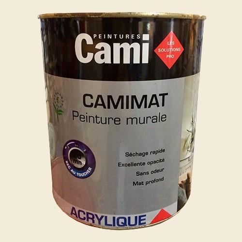 CAMI Peinture Acrylique CAMIMAT Mastic