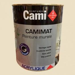 CAMI Peinture Acrylique CAMIMAT Ecru